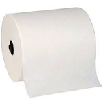 White Roll Towel 8