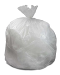 30 Gallon Hi Density Trash Liner  250 per Case